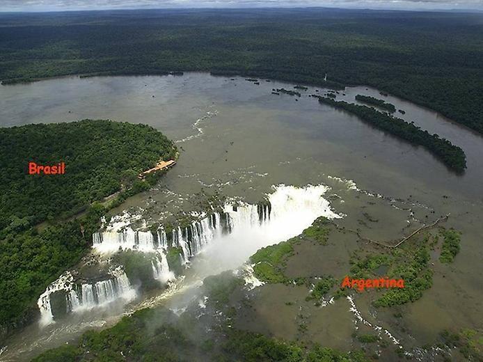 Argentine-Brasil: Iguazu