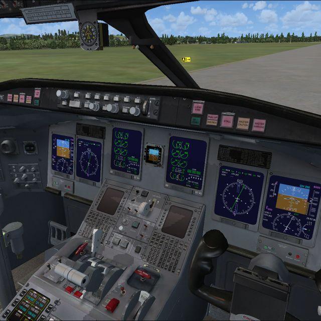 cockpit   Flight Simulator   Flight simulator cockpit