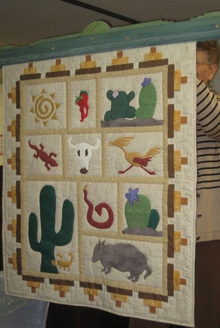 Southwest Quilt For Lisa Sharon S Quilts Southwest