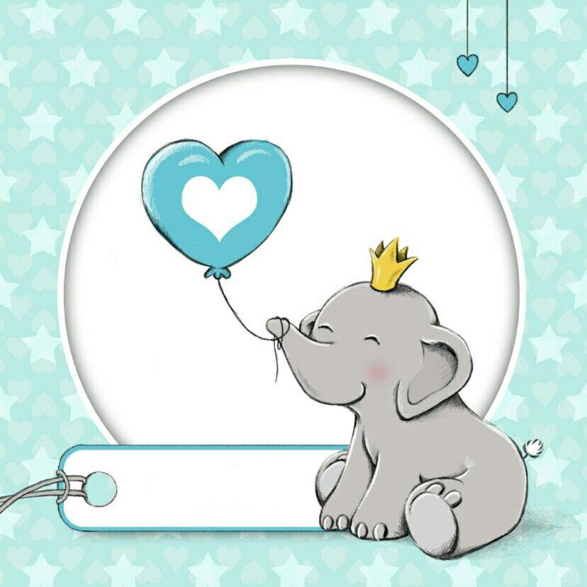 Elefante | gino | Pinterest | Bebe, Elefantes bebé y Elefantes