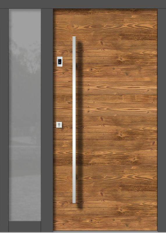 Holz Haustüren Modern Moderne Eingangstür Haustüren