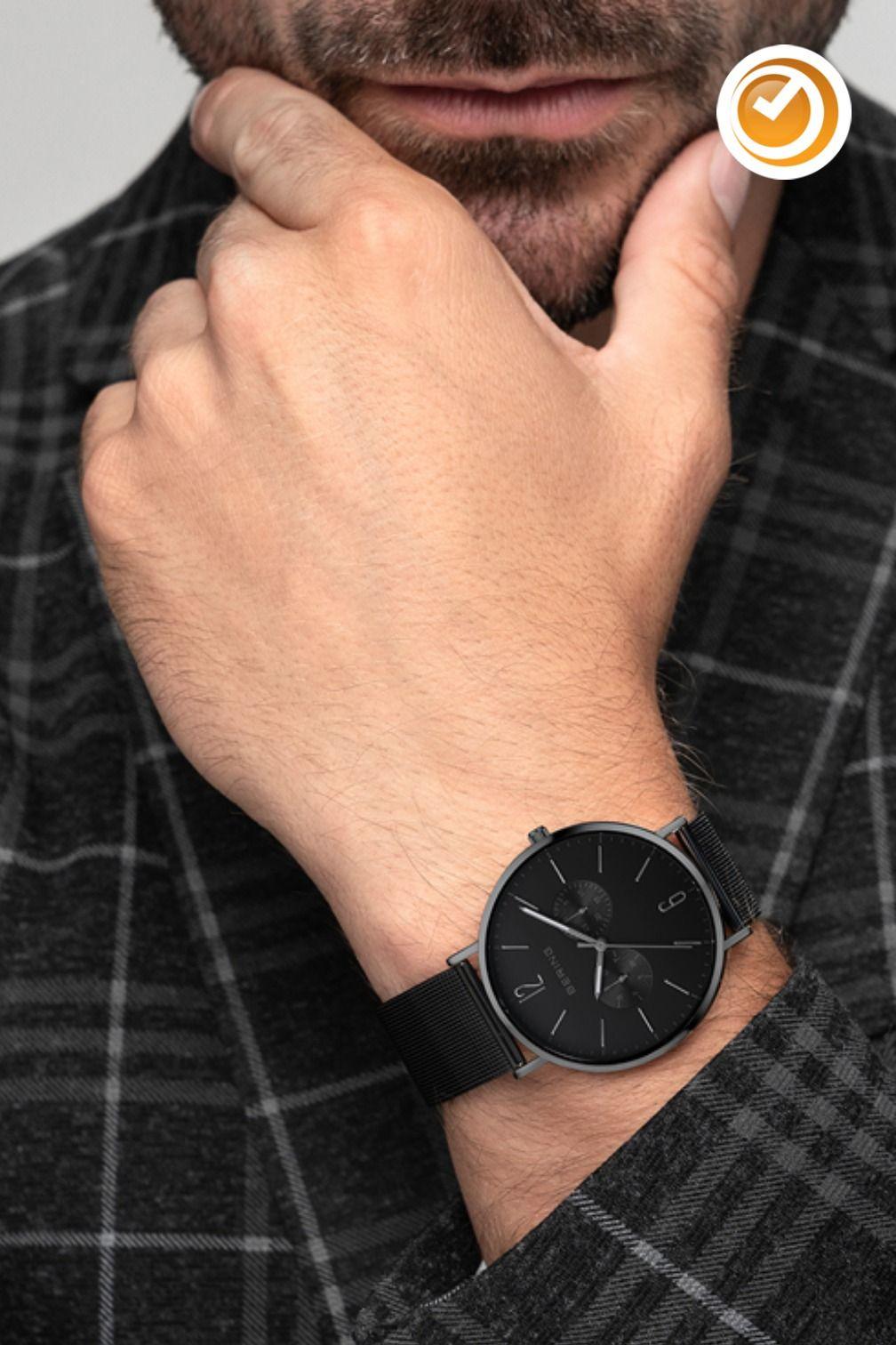 Herrenuhr Classic | Uhren herren, Herrenuhren und Bering