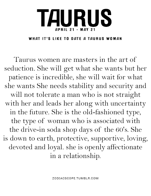 How to keep a taurus woman interested