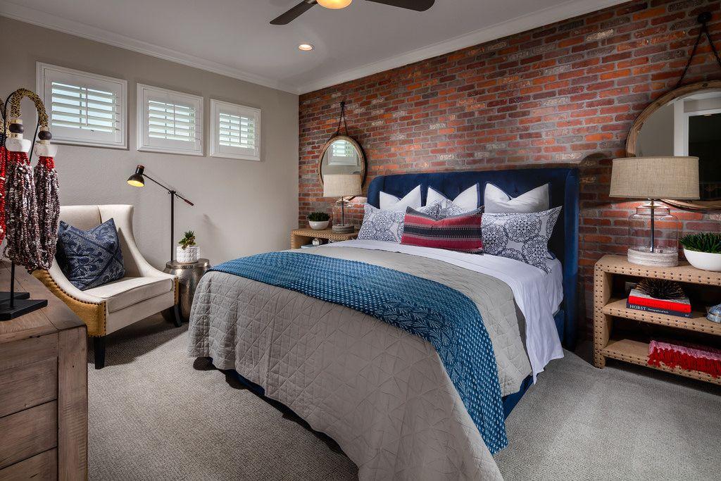 Persimmon P1 Master Bedroom Home, Master bedroom, Bedroom