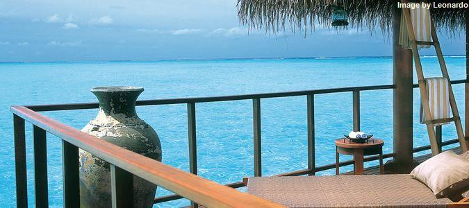 Taj Exotica Resort and Spa Detailed Information Beach