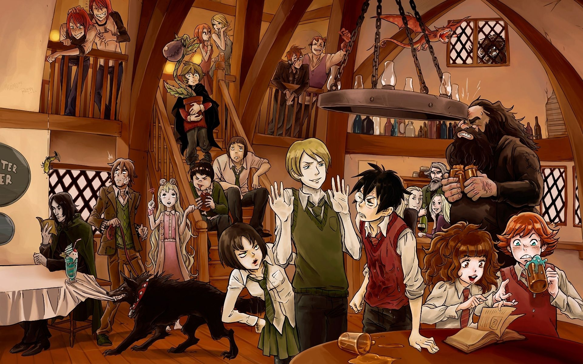 Good Wallpaper Harry Potter Fanart - a039c02130dfeea24100cff5017b1797  HD_21393.jpg