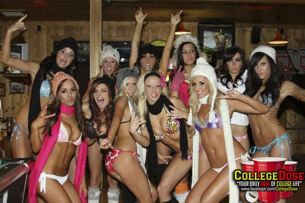 CD's TOP 10 COLLEGE CAMPUSES WITH THE HOTTEST GIRLS We all know the most important scenery on campus are the GIRLS! Clearly the hotter the student bodies are the better your college experience will...