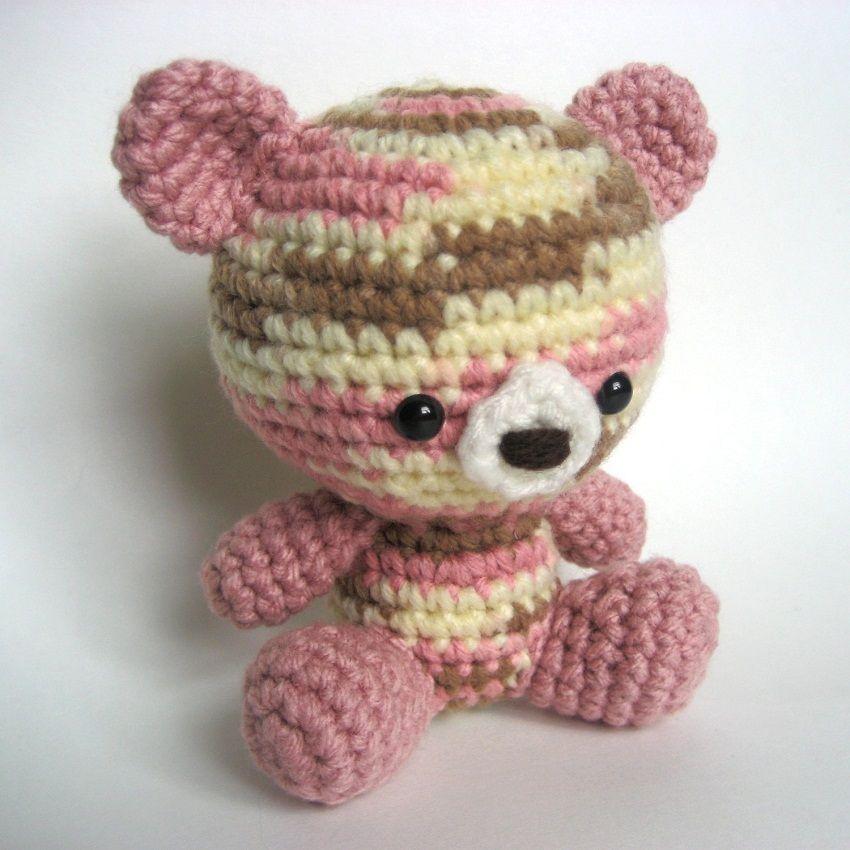 Crochet Teddy Bear | Projects to Try | Pinterest | Crochet teddy ...
