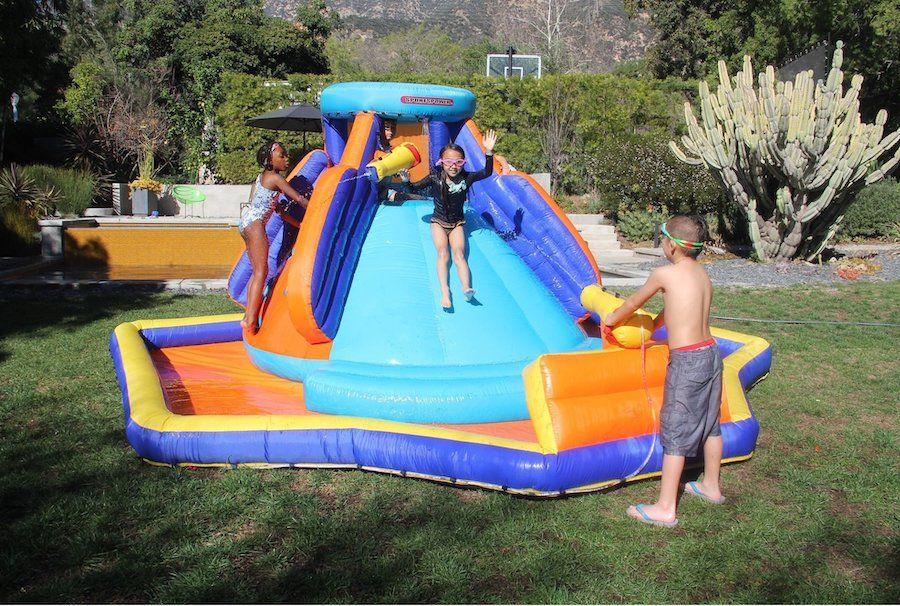 Best Inflatable Water Slide Reviews [Summer 2019 Fun ...