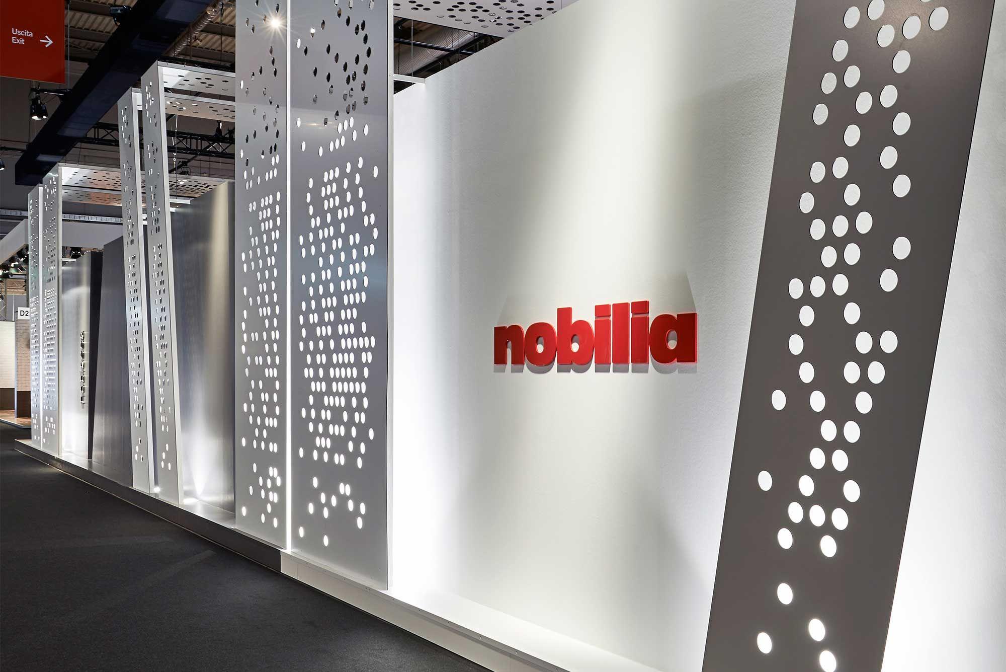 Fancy Die Firma Moysig hat f r den Messestand von Nobilia innovative Ideen umgesetzt madebymoysig