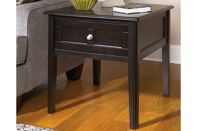Henning End Table By Ashley Homestore Black Ashley Furniture