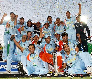 First T20 Winners World Cup 2012 India Win World Cup