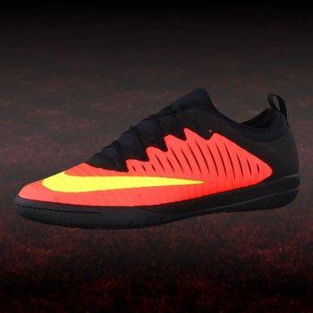 Nike Magista X Finale IC Herren Hallenschuh schwarz rot