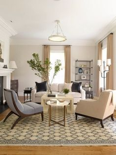 Living Room Ideas: Modern Images Transitional Decorating Ideas ...