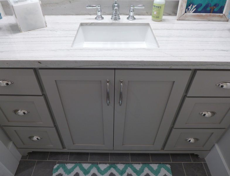 asp countertops to white glass up direct salt granite lake sink clear complete photos city countertop