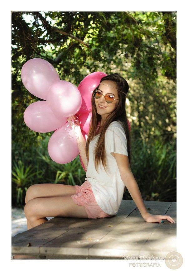 15 anos ,balão,balões, ballons, pink