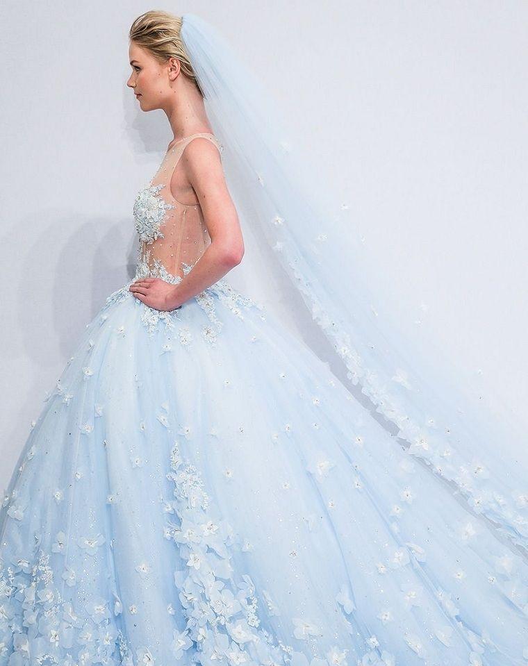 vestidos novia 2018 - conoce las tendencias de la moda nupcial