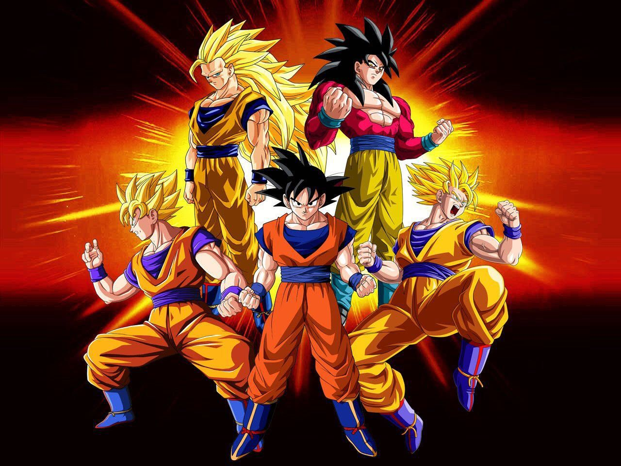 Lost Hearts Goku X Reader Awkward Goku Evolution Dragon Ball Goku