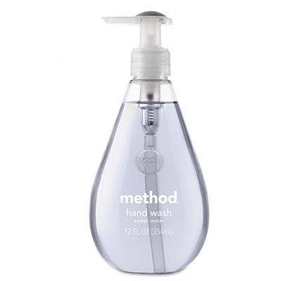 Method Gel Hand Wash Refill Pouch Green Tea Holiday Adds