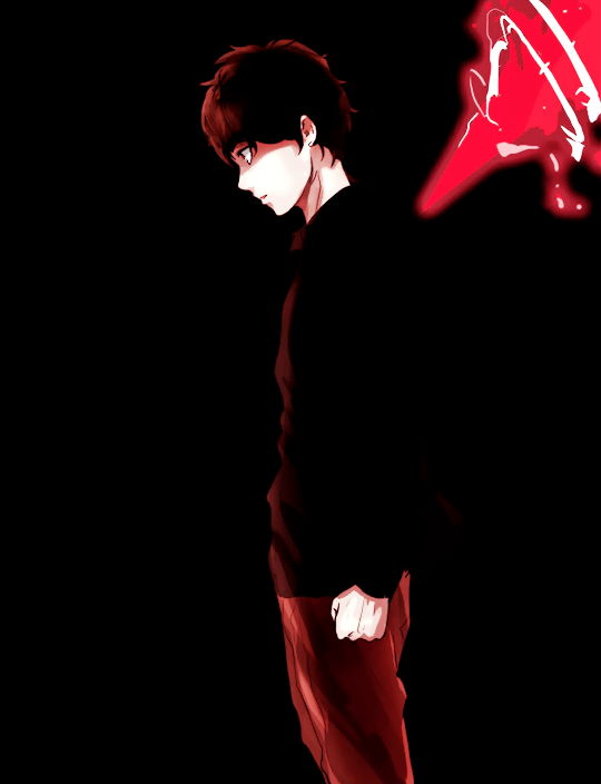 I probably make better gifs than you tower of god