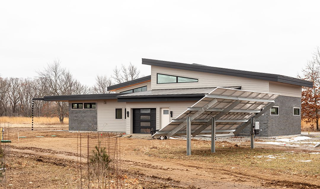 Eco-Friendly Living in Dexter, Michigan