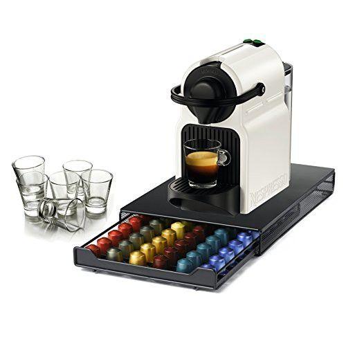 Nespresso Original Line Inissia White Coffee and Espresso ...