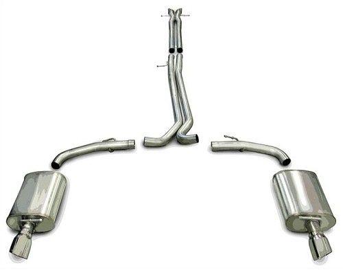 2010-2019 Taurus SHO EcoBoost Corsa Dual Exhaust System