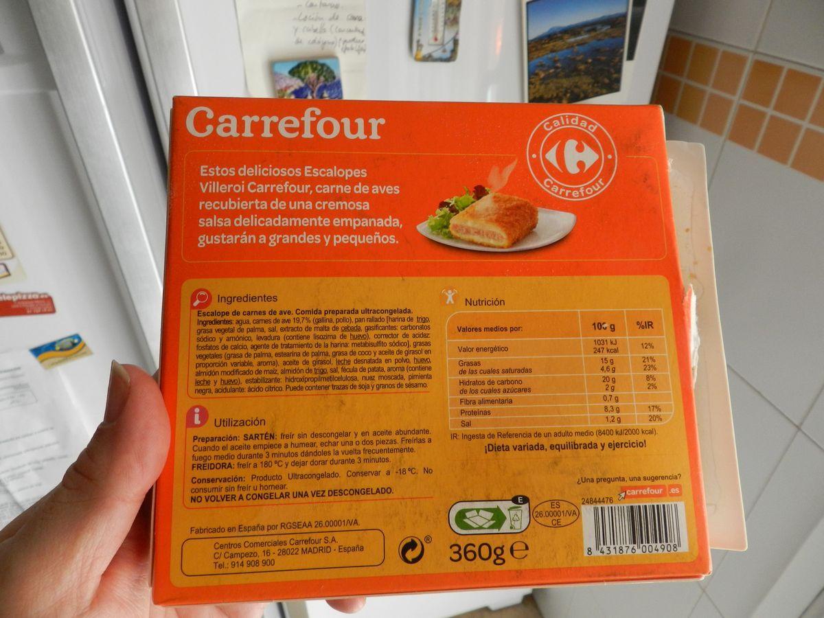 7- Alimentación: instrucciones e ingredientes. Informaciones básicas, a veces incomprensibles, pero que afectan nuestra salud o nuestro apetito.