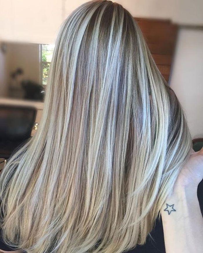 30+ Brown hair platinum blonde highlights trends