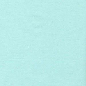 Denim Bio Teinte Vert De Mer Certifie 100 Coton Biologique