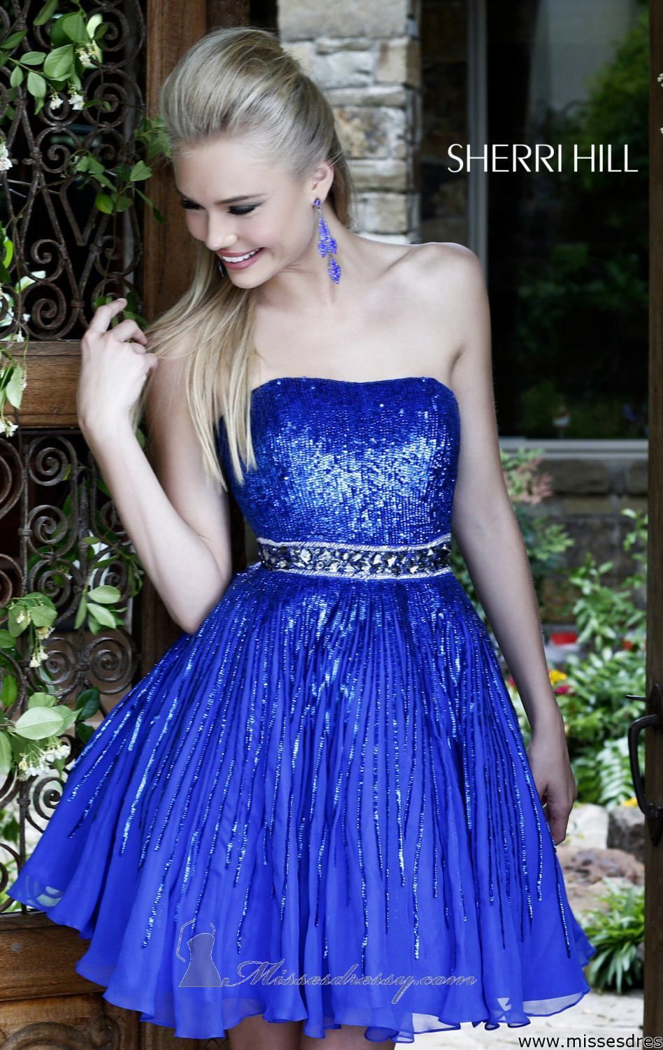 Sherri Hill 8520  | Fall 2013