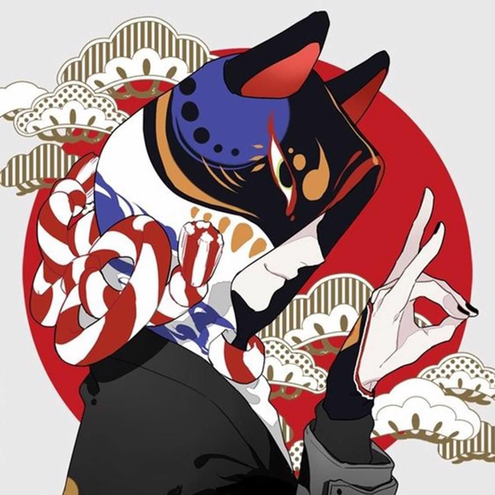 yokai anime art Stezor в 2020 г Рисунки с