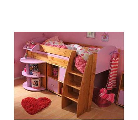 Ladder Home Room Within A Room Bed Mid Sleeper Bed