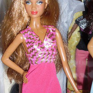 12 inch fashion doll dress Fit's Barbie, integrity toy's, poppy Parker, momoko, fashion royalty, Bar #oyuncakbebekelbiseleri
