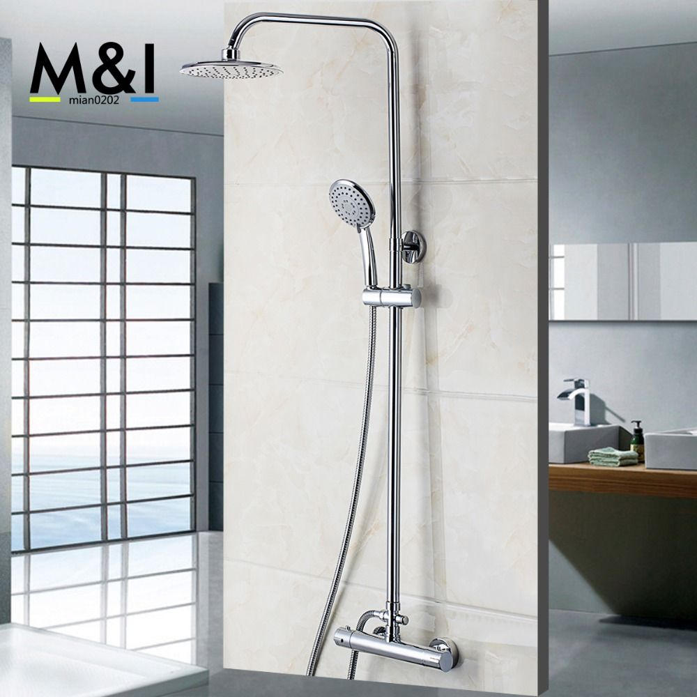 Bathroom Wall Mounted Plished Chrome Contemporary Bathtub ...
