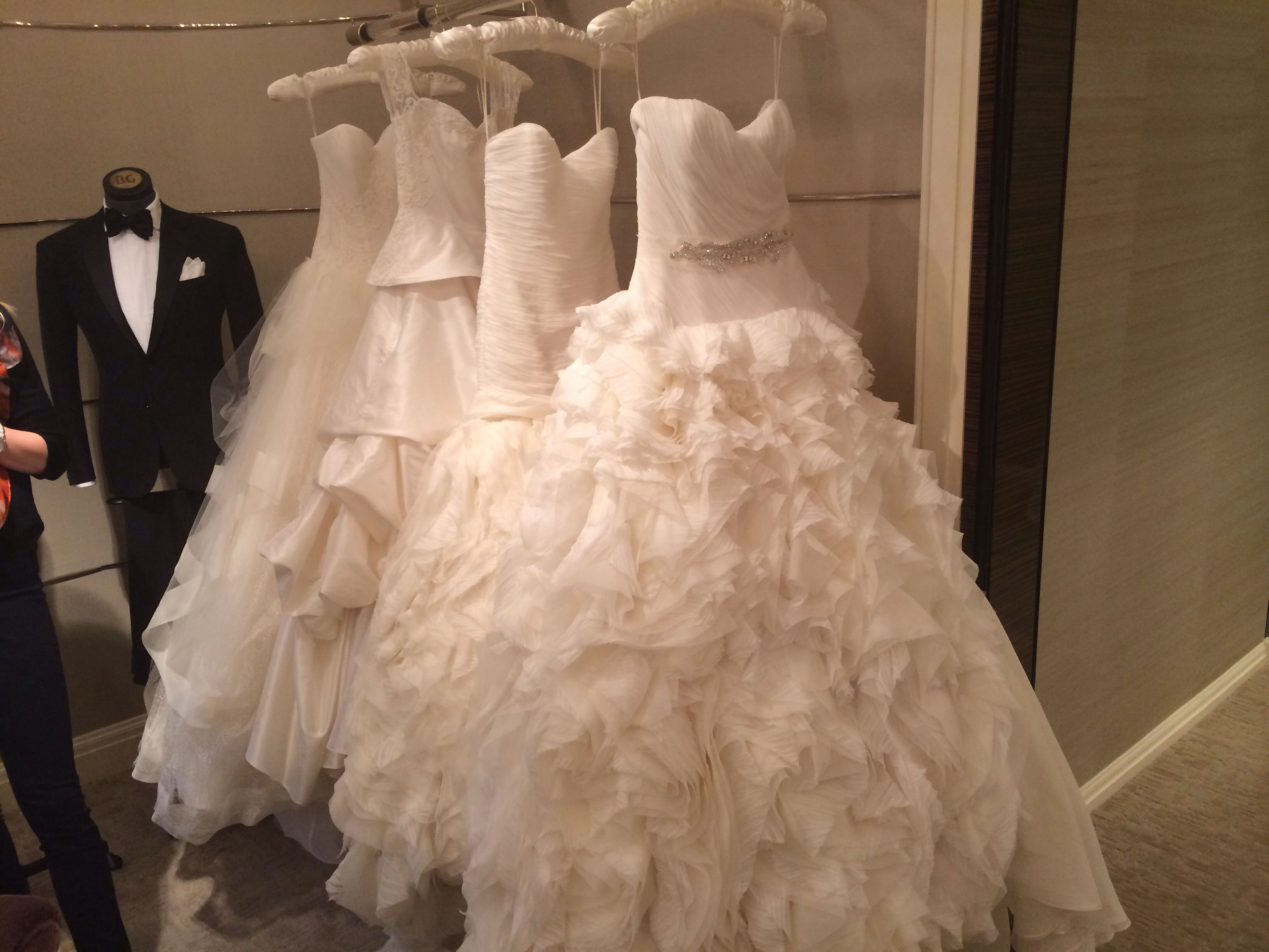 Isabelle Armstrong Bridal Trunk Show at Bergdorf Goodman ...