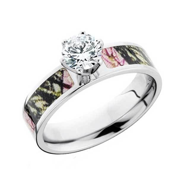 popular - Cheap Camo Wedding Rings