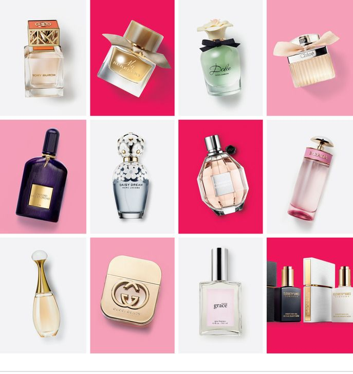 how to find the perfect perfume