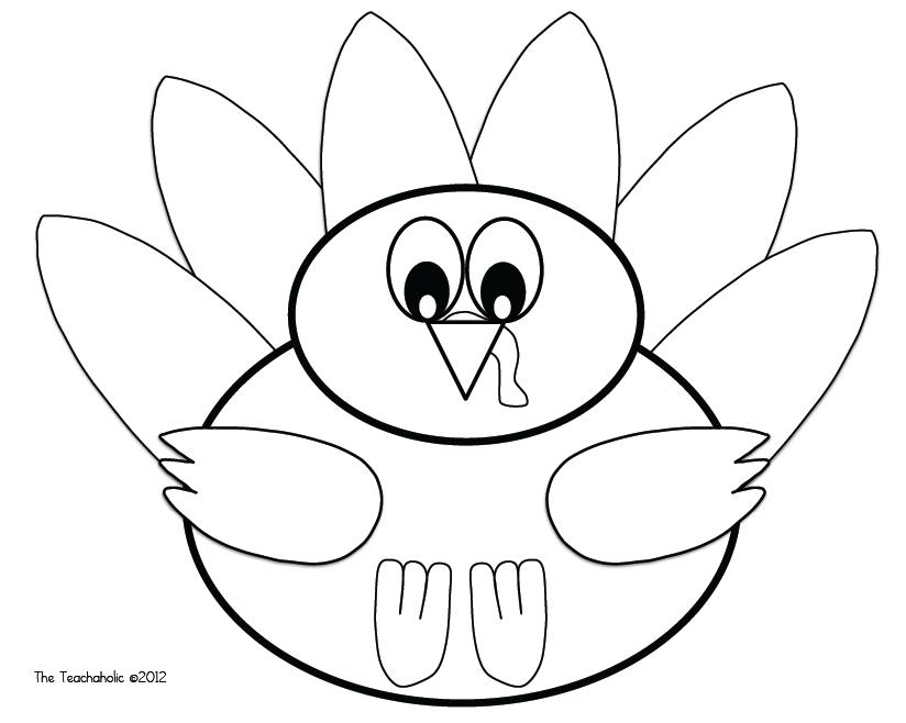 The Teachaholic Thanksgiving Writing (gobble gobble