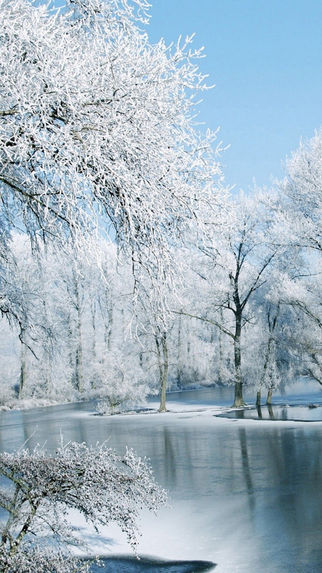 Winter Lake Wallpaper Hd pertaining to winter hd