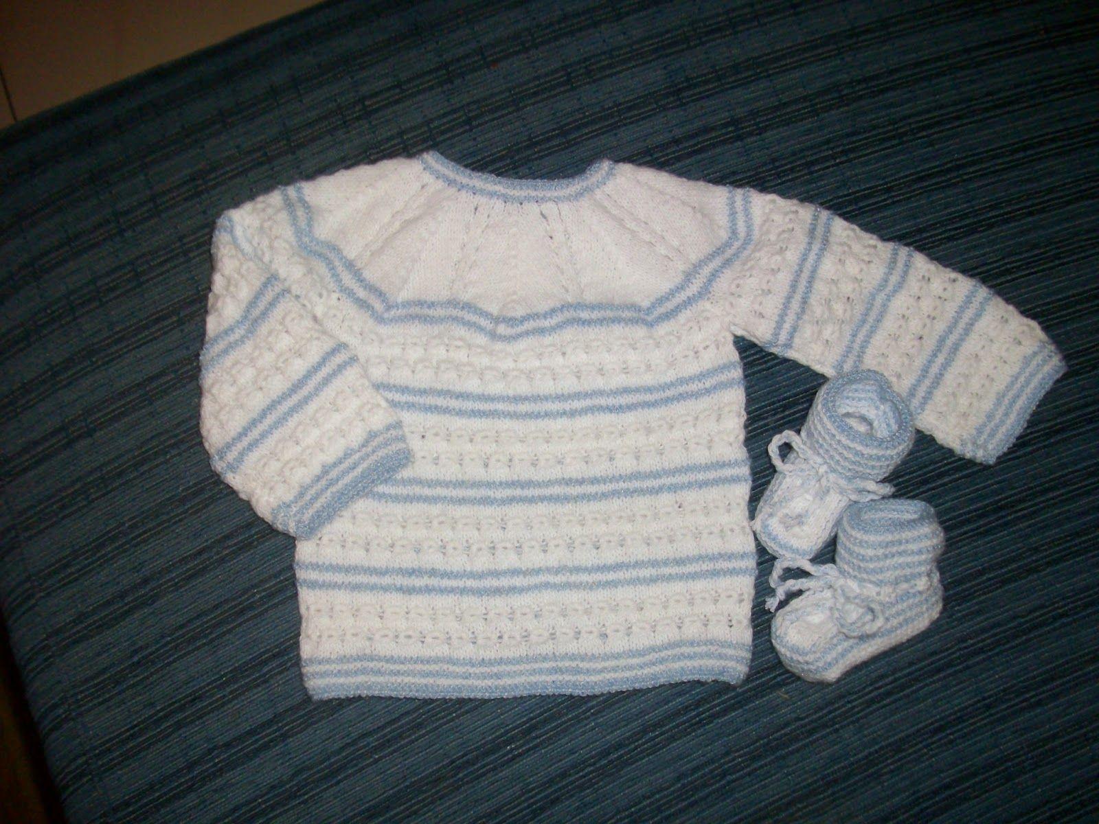 jerseys bebe primera postura - Buscar con Google | Punto | Pinterest ...