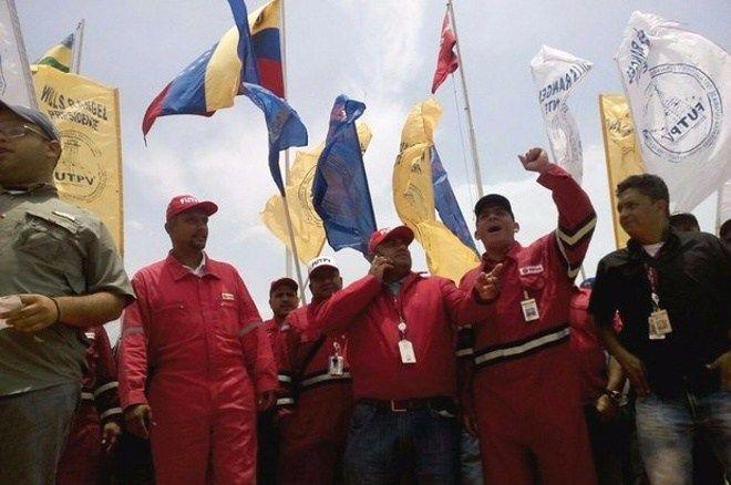 Trabajadores de Faja del Orinoco retan a saboteadores ante llamado a paro (Vídeo)