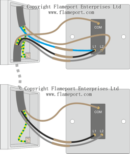 Two Way Switch Connections New Colours Light Switch Wiring Home Electrical Wiring Solar Energy Projects