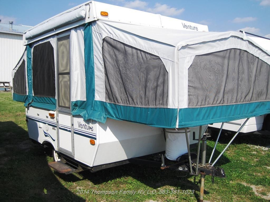 Used 1999 Starcraft Venture 1706 For Sale By Thompson Family Rv