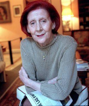 MARIVI BILBAO actriz n.en Bilbao en 1930+2013