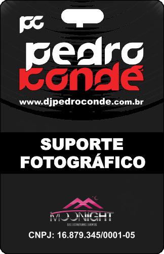 DJ Pedro Condé | Suporte Fotográfico