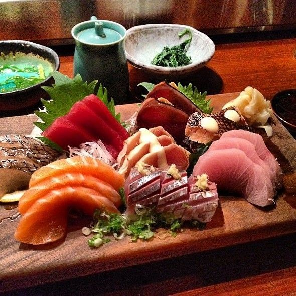 Photo of Sashimi