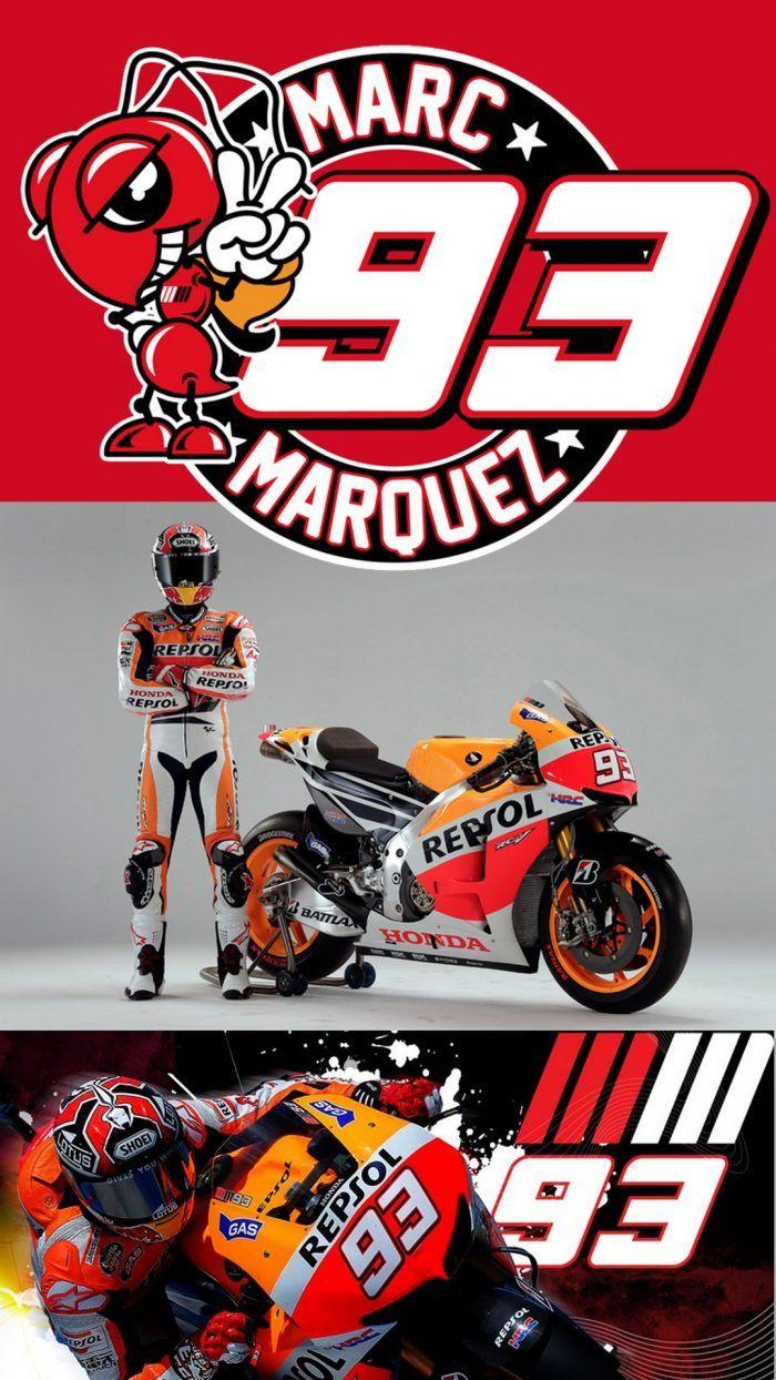Motogp Marc Marquez Iphone Wallpaper Marc Marquez Motogp Marquez