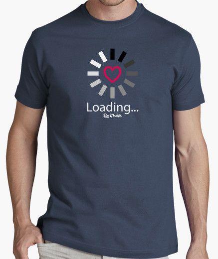 8a4e9a6c1 Camiseta Loading... | Camisetas Divertidas | Camisetas divertidas ...