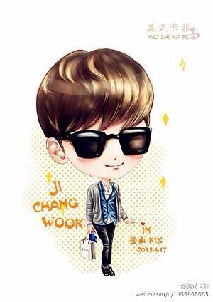 Ji Chang Wook Ji Chang Wook Kartun Gambar Kartun